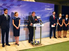 Cobalt pledges to further expand its aircraft fleet