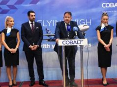 Cobalt to expand fleet by six planes next year