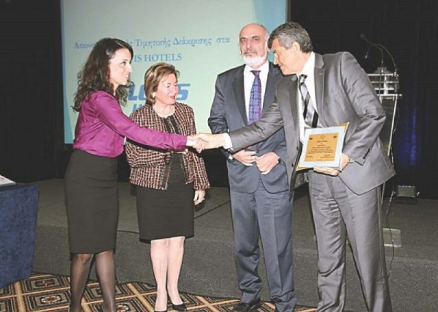 Distinction of quality excellence for Louis Hotels