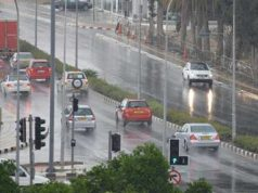 Cooler weather and rain expected on Tuesday