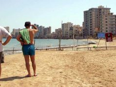 Off limits beach to be opened in Deryneia
