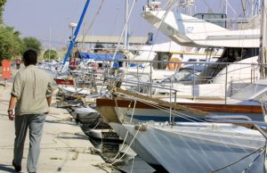 Increase in marina tourism from Israel to Larnaca