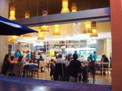 Restaurant Review: Ocean Basket, Onasagorou, Nicosia