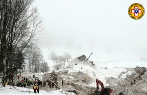 Last bodies pulled from Italian avalanche hotel, death toll 29