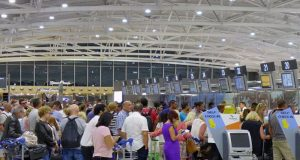 Tighter airport checks take effect from October 9