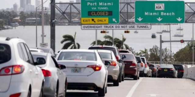 Florida Keys, airports partially re-open in Irma's wake