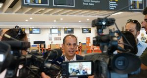 Cooperation between state and airports' operator increases air traffic, Minister says