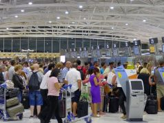 Larnaca airport third for passenger traffic increase among airports in its category
