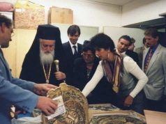 Indomitable champion of Cyprus' cultural heritage
