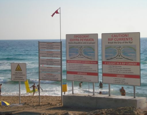 Wavebreakers for deadly beach before summer, minister says