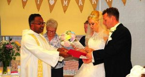 Cyprus engagement yields two wedding ceremonies
