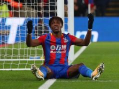 Hodgson defends Zaha over diving claims
