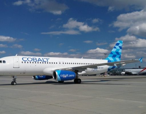 Cobalt: New Business Class service from Cyprus to Athens