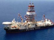 Despite appalling weather, drilling continues in Cyprus EEZ