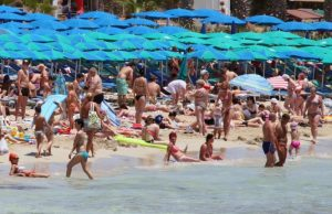 Misbehaving youth tourists not welcome in Ayia Napa