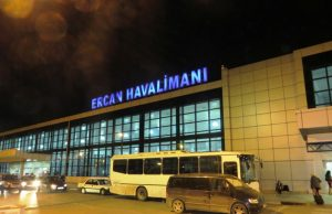 Some 3.9m passengers used Tympou airport in the north in 2017