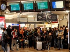 Air France strike hits flights as French brace for rail stoppages