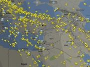 EU Agency Warns Flights in Eastern Mediterranean Over Syria