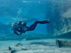 Diving in Limassol