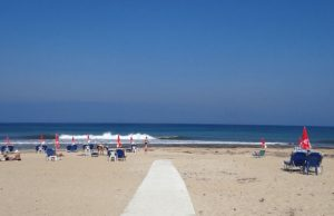 Faros Beach, Pafos (Paphos) – Blue Flag