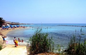 Vrysoudia A Beach – Blue Flag
