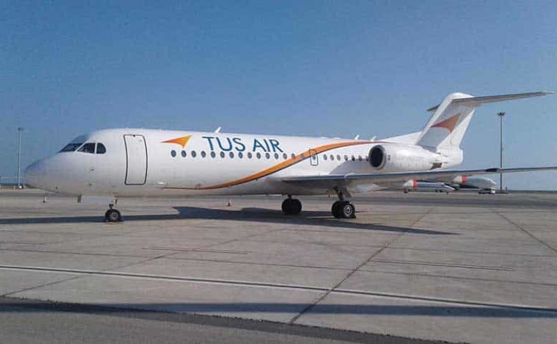 TUS Airways New Flights Offers 5000 Tickets At EUR99