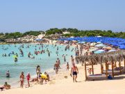 A group of 7,000 Austrian tourists heading to Cyprus