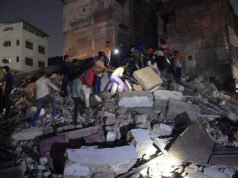 Hotel collapse in central India kills 10, two injured