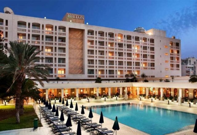 Nicosia hotels in talks to extend contract with US Hilton