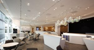The exclusive new Lounge by Lexus opens its doors at Brussels airport