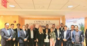 Cypriot start-ups focus on US expansion at New York event