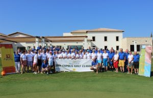 21st Cyprus Golf Classic a great success and the best yet!