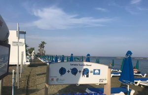 Almost 100,000 cigarettes butts collected from 10 Larnaca beaches last summer