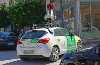 Paralimni sites and beaches coming to Google Street View