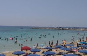 Tourist arrivals in Cyprus up by 7.6% in May