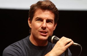 Tom Cruise wished George Clooney well after accident