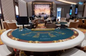 Slot machines and roulette biggest attractions at Limassol casino