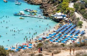Paralimni Mayor warns of safety problems at Konnos beach