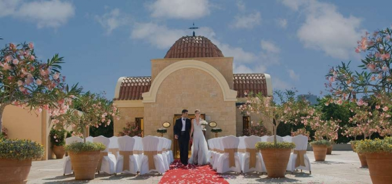 Weddings At The Elysium Hotel Cyprus Tourism News