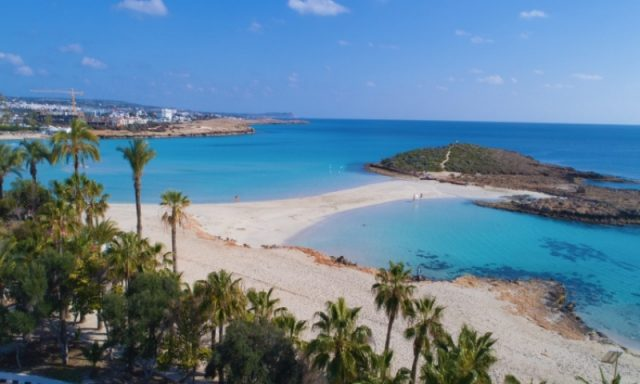 Nissi Beach Among World's Best Beaches