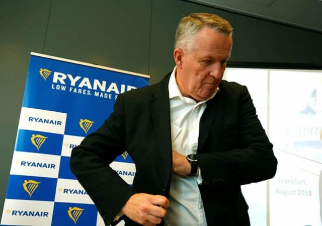 Ryanair strike widens as German pilots join Friday stoppage