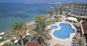 Paphos hotel occupancy for August at 90 per cent
