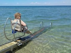 Despite progress, Cyprus beaches largely inhospitable to the disabled