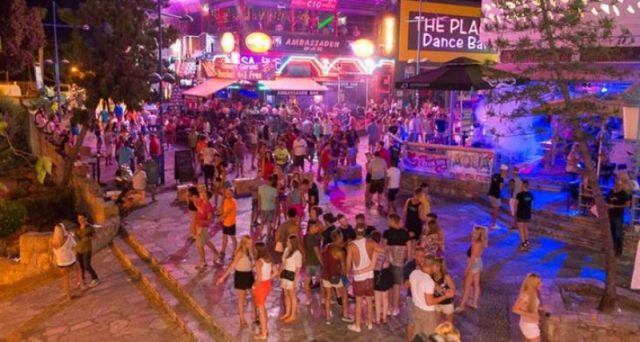 Three British youths remanded for assaulting tourist in Ayia Napa