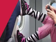 Most annoying things people do on flights