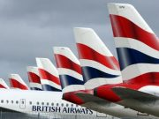 British Airways to suspend flights between London and Tehran