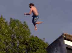 Norwegian Death Diving Championships Is Everyone's New Favourite Sport (video)
