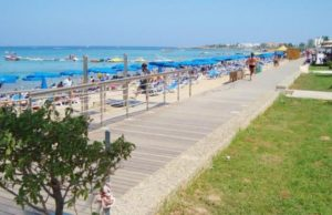 Revenue from Cyprus tourism records annual increase in July and first 7 months of 2018