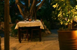 Going out: The Old Town restaurant , Paphos