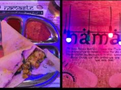 Going out: Namaste Indian Restaurant , Paphos